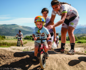 cycling programs for girls in vail